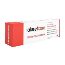 IalusetCare Crème cicatrisante Acide hyaluronique - 25g