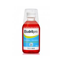 Eludril Pro bain de bouche - 200ml