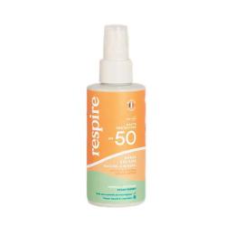 Respire Spray solaire SPF50 - 120ml