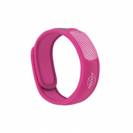 Parakito Bracelet anti-moustique - rose