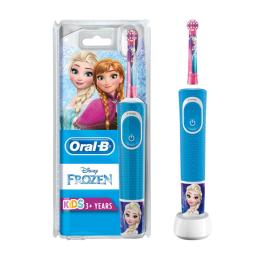 Oral -B  Kids Brosse à dents électrique La reine des neiges