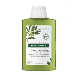 Klorane Shampooing à l'extrait essentiel d'olivier - 200ml