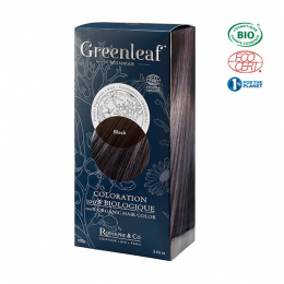 Greenleaf botanique Coloration BIO Black (Noir) - 100g