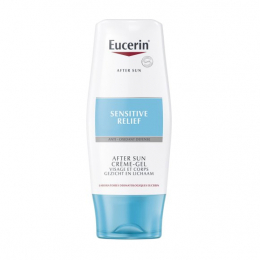 Eucerin AFTER SUN SENSITIVE RELIEF Crème Gel après soleil - 150ml