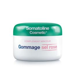 Somatoline Gommage Sel Rose - 350g