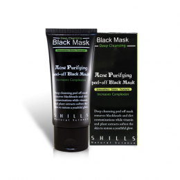 Black Mask purifying peel-off Mask
