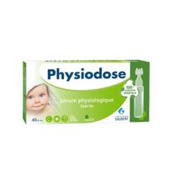 Gilbert Physiodose Végétal - 40x5ml
