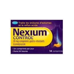 Nexium Control - 14 comprimés