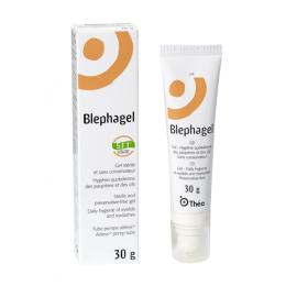 Thea blephagel gel sterile hygiene paupière cils - 30g