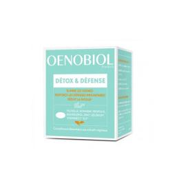 Oenobiol Detox et Défense - 60 comprimés
