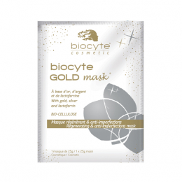Biocyte Gold masque régénérant & anti-imperfections - x1