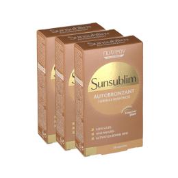 Nutreov sunsublim autobronzant ultra - 3x28 capsules