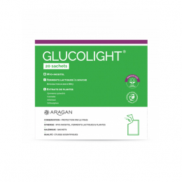 Aragan Glucolight - 20 sachets