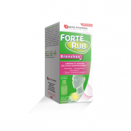 Forté Pharma Forté Rub Bronches - 200ml