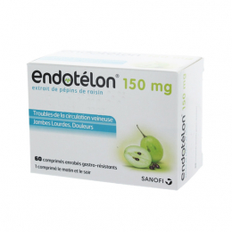 Endotelon 150 mg  - 60 comprimés