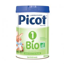 Picot 1er âge Bio - 800g