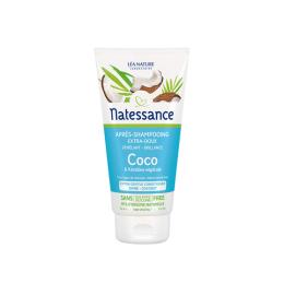 Natessance Après-shampooing extra-doux coco - 150ml