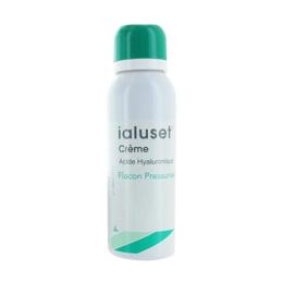 Ialuset Crème flacon préssurisé Acide hyaluronique - 100g