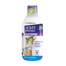 Arkopharma 4 actions minceur  - 280ml