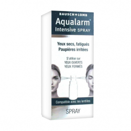 Bausch + Lomb Aqualarm intensive spray - 10ml