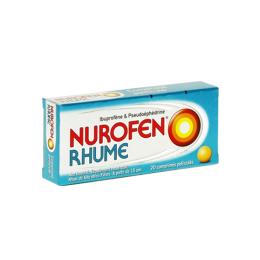 Nurofen rhume - x20 comprimés