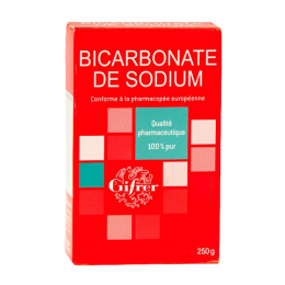 Bicarbonate de sodium - 250g