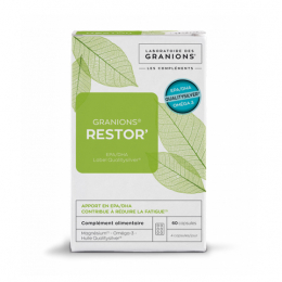 Granions Restor - 60 Capsules