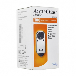 Accu-Chek Mobile - 100 tests