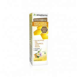 Arkopharma Arkoroyal Spray gorge - 30ml