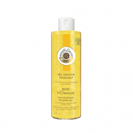 Gel douche tonifiant bois d'orange - 400ml