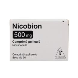 Nicobion 500mg - 30 comprimés