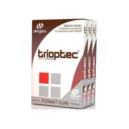 Dergam trioptec protection maculaire - 180 capsules