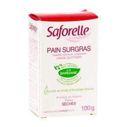 Saforelle Pain surgras hygiène intime - 100g
