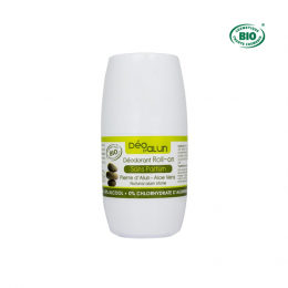 MKL Déo d'alun roll-on BIO - 50ml