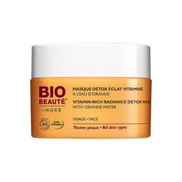 Bio Beauté masque détox éclat vitaminé - 50ml