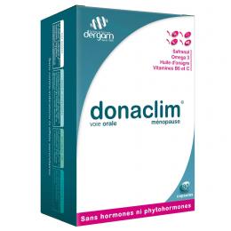 Donaclim ménopause 180 capsules (DERGAM)