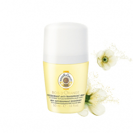 Roger&Gallet Bois d'orange Déodorant anti-transpirant 48h - 50ml