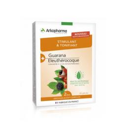 Arkopharma stimulant & tonifiant - 40 gélules