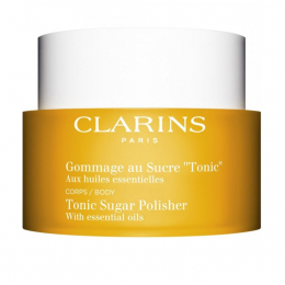 """Clarins gommage """"tonic"""" corps - 250g"""