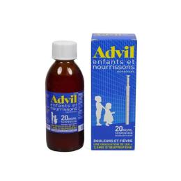 AdvilMed sirop enfant nourrisson - 200ml