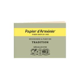 Carnet papier d'Arménie tradition