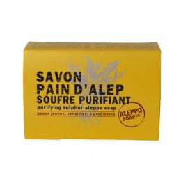 Aleppo soap co Savon pain d'Aliep soufre purifiant - 150g