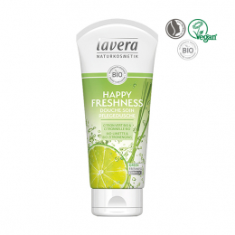 Lavera Happy freshness Douche soin BIO - 200ml