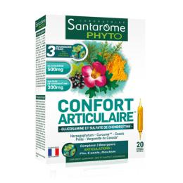 Santarome confort articulaire - 20 ampoules
