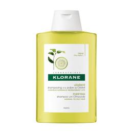 Klorane shampoing cédrat - 200ml
