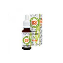 D.Plantes Vitamines D3 Végétales - 20ml
