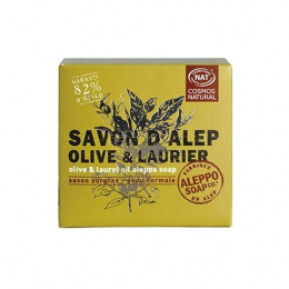 Aleppo soap co Savon d'Alep Olive & Laurier - 200g