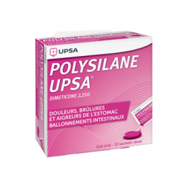 Polysilane gel oral – x12 sachets