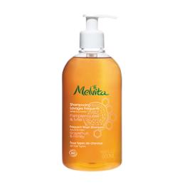 melvita Shampooing lavages fréquents Pamplemousse & miel - 500ml