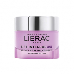Lierac Lift integral - Crème lift restructurante nuit - 50ml